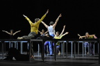 One Flat Thing, Reproduced - William Forsythe - Ballet de l'Opéra de Lyon