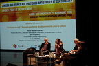 Table ronde et fin de rencontre