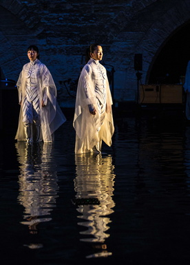Festival DAvignon 2017 In Antigone